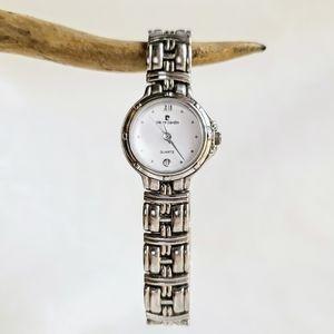 Pierre Cardin Paris Quartz + Steel Women's Watch ⌚